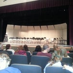 Photo taken at Valley Vista High School Performing Arts Center by Felix A. on 12/18/2013