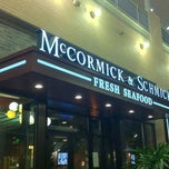 Photo taken at McCormick & Schmick's by iDork G. on 11/5/2012