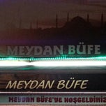 Photo taken at Üsküdar Meydan Büfe by Levent K. on 3/1/2013
