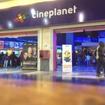 Photo taken at Cineplanet by Gabriel L. on 4/26/2013