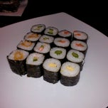 Photo taken at Wasabi Running Sushi & Wok Restaurant by Szabolcs L. on 1/5/2013