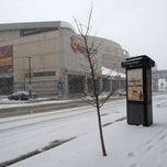 Photo taken at Radisson Hotel Cleveland - Gateway by Christina A. on 2/2/2013