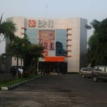 Photo taken at Bank BNI Cilegon by Epoel S. on 3/14/2014