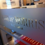 Photo taken at Philip Morris by Sussu on 1/29/2013
