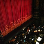 Photo taken at The Grand Theatre by Pat F. on 3/6/2013