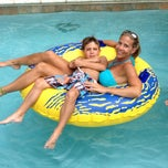 Photo taken at Lazy River @ Destin West Resort by Kimberly H. on 6/7/2013