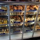 Photo taken at JP's Bagel Express / Sunrise Bagels Cafe by Tuni G. on 6/11/2013