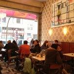 Photo taken at Salon Schmitz by Christos T. on 1/20/2013