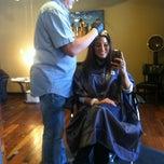 Photo taken at Salon BriTori by Ashley K. on 3/27/2013