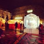 Das Foto wurde bei Winter im MQ von alex k. am 12/5/2012 aufgenommen