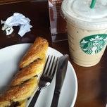 Photo taken at Starbucks by Dahlia K. on 2/18/2015