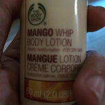 Photo taken at The Body Shop by Endro N. on 4/5/2014