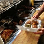 Photo taken at Avenue Open Kitchen by Alex K. on 10/1/2012