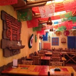 Photo taken at Totopos Gastronomia Mexicana by Elisa C. on 10/19/2012