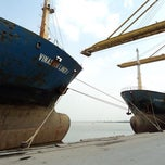 Photo taken at Cảng Hoa Sen - Lotus Port by ⚓Capt C. on 1/28/2014