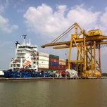 Photo taken at Cảng Hoa Sen - Lotus Port by ⚓Capt C. on 3/11/2014