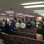 Photo taken at Columbus Baptist Church by Greg S. on 3/31/2013