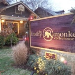 Photo taken at The Frothy Monkey by Terrence on 12/20/2012