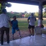 Photo taken at Pulau Karya by novi m. on 5/30/2014