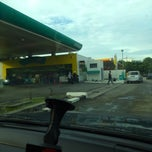 Photo taken at PETRONAS Station by Khairil A. on 2/26/2013