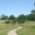 Photo taken at Spotts Park by James P. on 4/24/2013