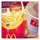 Photo taken at McDonald's by Nuno M. on 2/17/2013