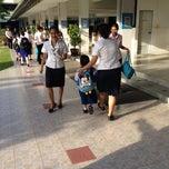 Photo taken at โรงเรียนอัสสัมชัญคอนแวนต์ ลพบุรี (Assumption Convent Lopburi School) by ThAnyAz Z. on 5/14/2014
