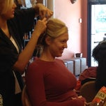 Photo taken at Contempo Hair Design by Monica W. on 10/26/2013