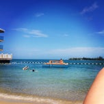 Photo taken at Pier House Resort & Spa by Emily B. on 7/20/2013