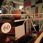 Photo taken at Pizzeria Birmana 2 - La Fonderia by Valentina B. on 10/27/2012