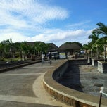 Photo taken at The Grand Mauritian Resort & Spa, Mauritius by Marcus G. on 12/18/2012