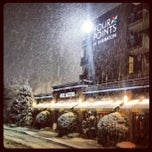 Photo taken at Four Points by Sheraton Norwood by Kevin W. on 12/30/2012