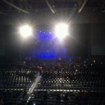 Photo taken at Arena Puerto Montt by Carlos A. on 7/28/2013