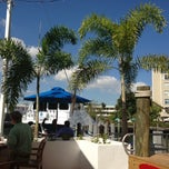 Photo taken at Bimini Boatyard Bar & Grill by Katja R. on 1/24/2013