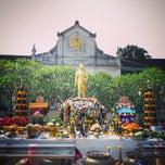 Photo taken at หอจดหายเหตุแห่งชาติ by Peerapat S. on 10/23/2014