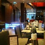 Photo taken at On8 Café by Bangkok Favorites on 12/18/2012