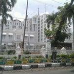 Photo taken at Kantor Gubernur Sumatera Utara by Hasianna S. on 3/12/2013