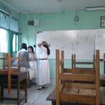 Photo taken at SMAN 72 Jakarta by Farhan A. on 1/6/2014