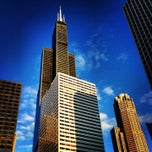 Photo taken at Willis Tower by Igor A. on 9/24/2013