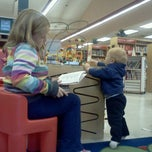 Photo taken at Riverside Branch Library by Jamie R. on 9/22/2012