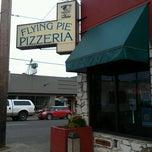 Photo taken at Flying Pie Pizzeria by Daniel V. on 12/28/2012