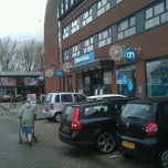 Photo taken at Albert Heijn by Lars R. on 11/29/2013
