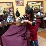 Photo taken at Bristow Barber Shop by Jimmy D. on 2/15/2013