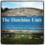 Photo taken at Hutchins State Jail Unit - T.D.C.J. by Jeremy G. on 10/4/2012