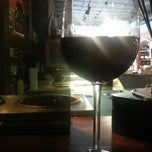 Photo taken at Cru Wine Bar by Adam on 7/18/2013