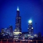 Photo taken at UIC - Student Residence and Commons West by Ryan M. on 4/9/2013