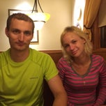 Photo taken at Olive Garden by Marina T. on 10/3/2014