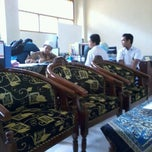 Photo taken at Pondok Pesantren Islam Al Mukmin by Arif N. on 2/14/2013