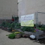 Photo taken at Manton Street Park & Community Garden by Vincent L. on 6/13/2013