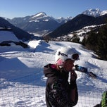 Photo taken at Super Chatel by Philippe W. on 3/7/2014